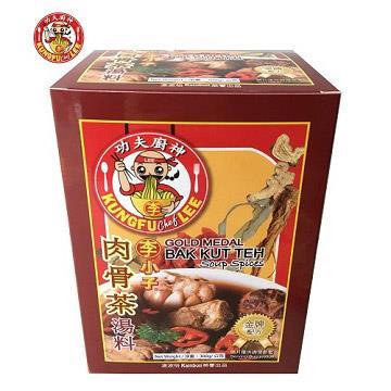李小子 肉骨茶湯料(12包)