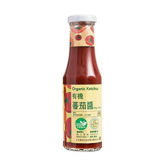 【里仁】有機蕃茄醬(可美特)