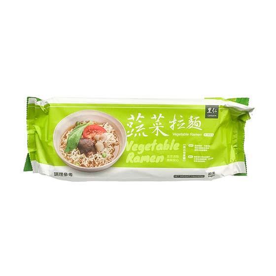 【里仁】蔬菜拉麵