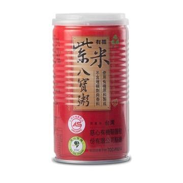 【里仁】有機紫米八寶粥