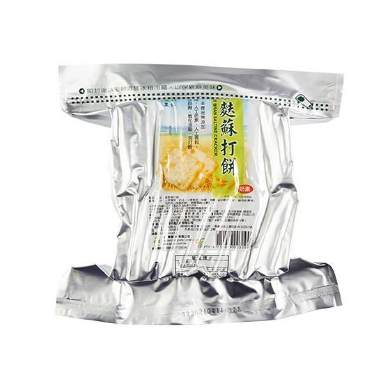 【里仁】麥麩蘇打餅