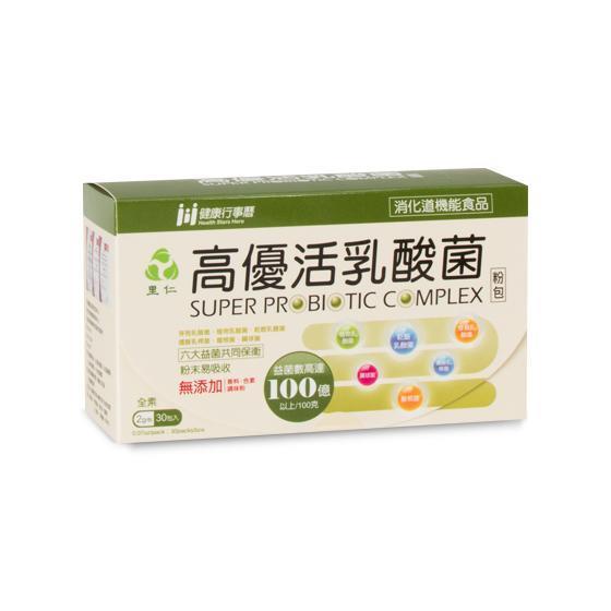 【里仁】高優活乳酸菌粉