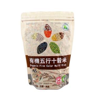 【里仁】有機五行十穀米