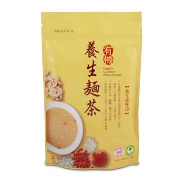 【里仁】有機養生麵茶