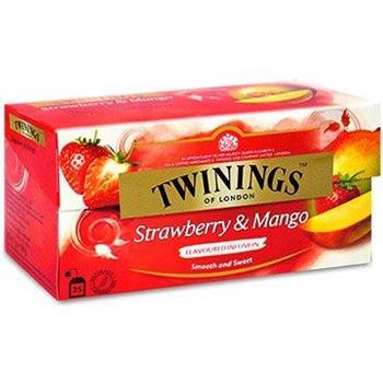 【唐寧茶】草莓芒果茶(2gx25入)