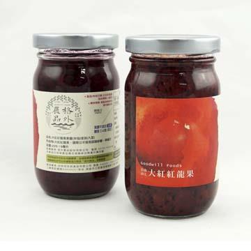 《格外農品》大紅紅龍果果醬