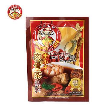李小子 肉骨茶湯料 25g 賞味期至2021.01.31