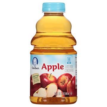【嘉寶】大瓶蘋果汁(32oz)