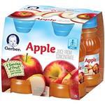 【嘉寶】100%蘋果汁(118mlx4入)