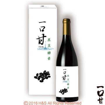 【一口甘】黑豆酵素(750克/瓶)