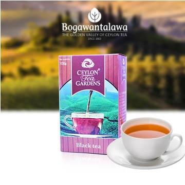【BPL錫蘭黃金谷】手摘紅茶 (100g/盒)