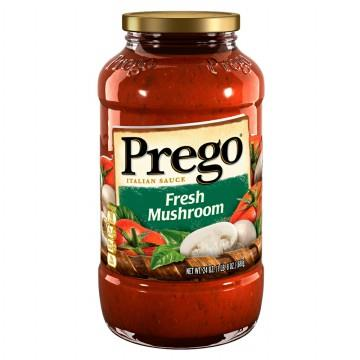 Prego 蘑菇義大利麵醬(680g)