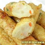 預購-【皇覺】招財進寶-香酥海味手工府城蝦捲600g 10捲(適合4-6人)