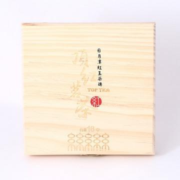 【頂紅】日月潭-100g紅茶磚