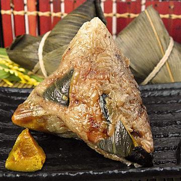 現貨+預購【陳媽媽】特製巴掌南瓜肉粽(30顆)