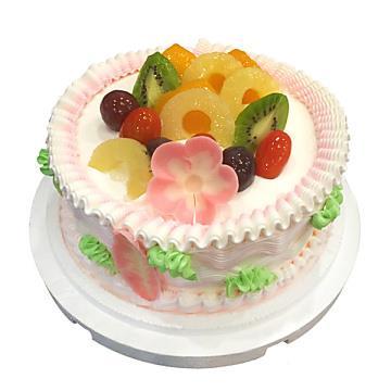 現貨+預購【台灣鑫鮮】雪之戀鮮奶蛋糕7吋