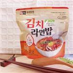 【進口零食】DOORI DOORI泡飯+泡麵~韓式泡菜口味