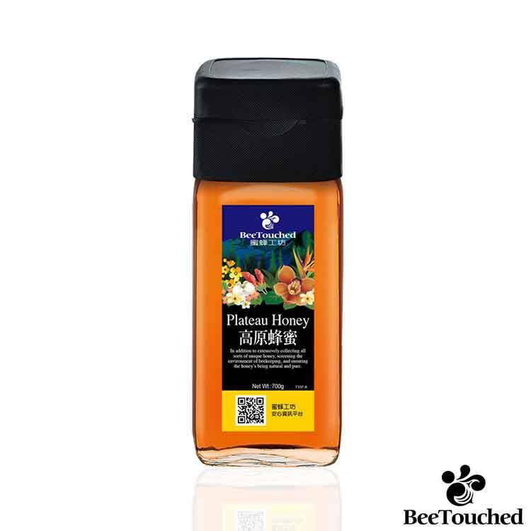 【蜜蜂工坊】高原蜂蜜700gx1