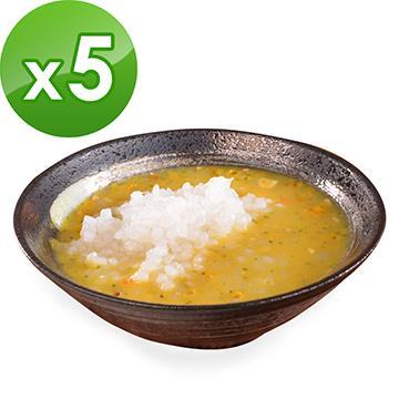 樂活e棧 低卡蒟蒻米+濃湯(5組)