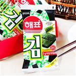 【SAJO】韓式傳統海苔隨身包 (5包入)