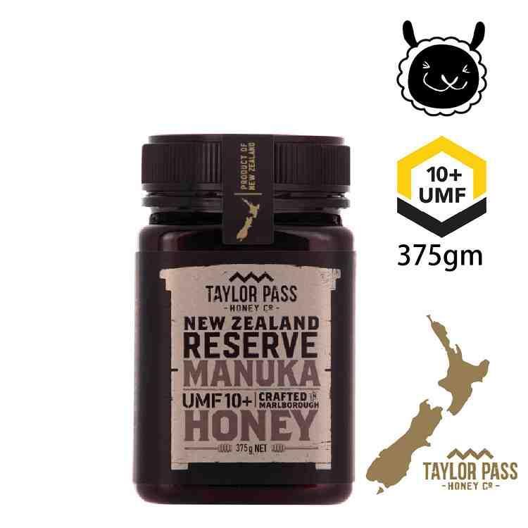 【壽滿趣-TaylorPass】活性麥蘆卡蜂蜜 UMF10+(375gm) 賞味期至2021.03.09