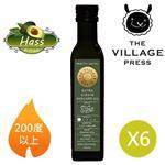 【壽滿趣- 紐西蘭廚神系列】頂級冷壓初榨黃金酪梨油(250ml 六瓶量販裝)贈香辣西西里風味橄欖油