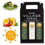 【壽滿趣- 紐西蘭廚神系列】頂級冷壓初榨黃金酪梨油x2/香辣西西里風味橄欖油(250ml 三瓶禮盒裝