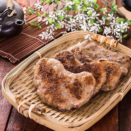 樂活e棧-古早味芋粿巧(6入/包,共1包)