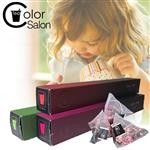 【Color Salon Tea】浪漫玫瑰長條三入組創意禮盒組