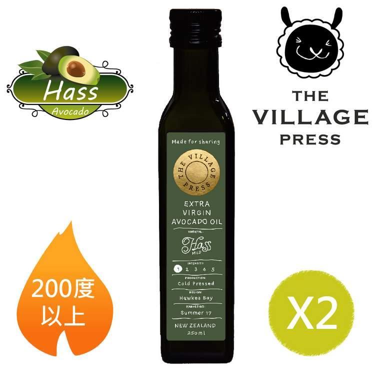 【壽滿趣- 紐西蘭廚神系列】頂級冷壓初榨黃金酪梨油(250mlx2瓶)