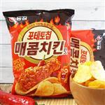 【農心】韓式辣醬炸雞厚切洋芋片