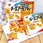 【三幸製菓】雙口味起司杏仁米菓