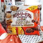 【不二家】香草巧克力酥脆餅乾