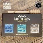 【壽滿趣-TaylorPass】白金蜂蜜禮盒 (麥蘆卡UMF10+、琉璃苣、三葉草)
