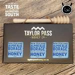 【壽滿趣-TaylorPass】藍色琉璃苣蜂蜜禮盒(375gmx3瓶)