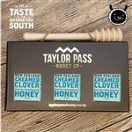 【壽滿趣-TaylorPass】乳狀三葉草蜂蜜禮盒(375gmx3瓶)