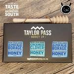 【壽滿趣-TaylorPass】混裝蜂蜜禮盒(琉璃苣x2三葉草x1)