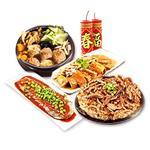 三低素食年菜 樂活e棧-事事如意套組 (4菜)