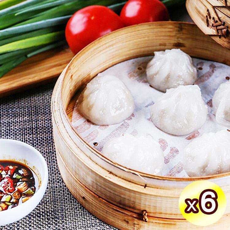 【瘋神邦】竹北傳統不沾醬手工肉圓(10顆/袋x6袋)