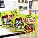 【即期品】Samyang 辣雞炸醬麵一袋5包(140公克*5包)_效期到2018/10/8