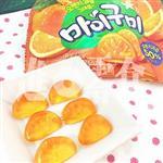 【GS25限定 橘子汁軟糖】(66公克/包)