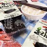 【韓國 SAMWON 海苔】3包一袋(36公克/袋)