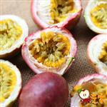 果之家南投產地直送酸甜原生種百香果3台斤