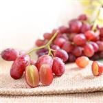 果之家 澳洲酸甜飽滿紅無籽葡萄8.5KG進口原箱