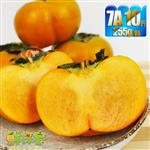 鮮採家 特級摩天嶺高山7A甜柿10台斤禮盒(單顆6.5-7.4兩)