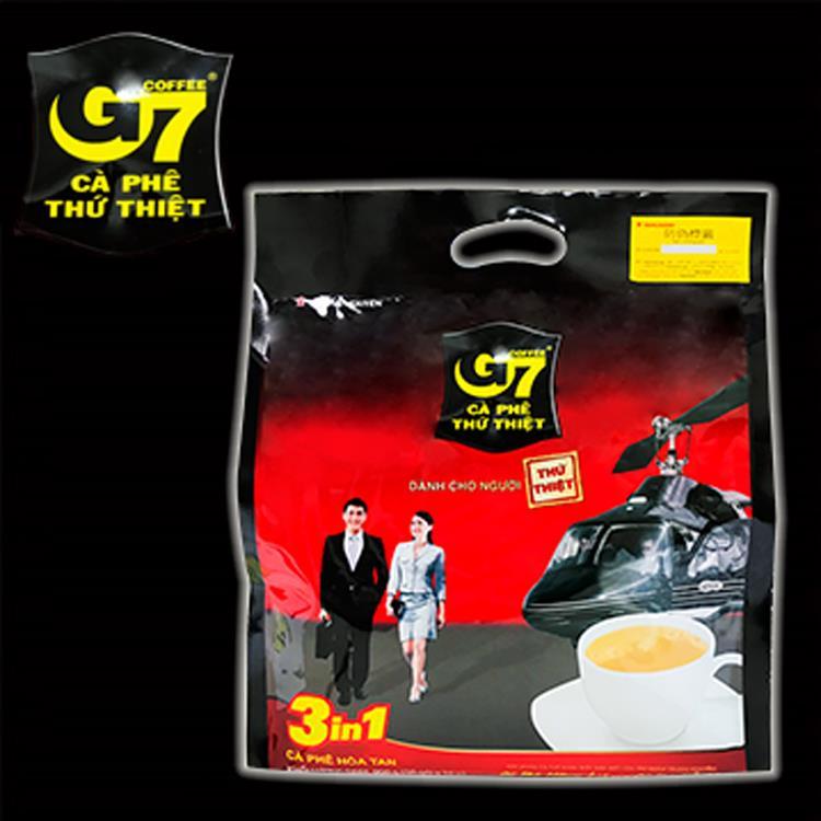 【越南】G7三合一咖啡50入(袋裝)X2