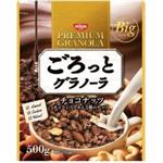 日清巧克力堅果麥片500g 賞味期至2019.03.01