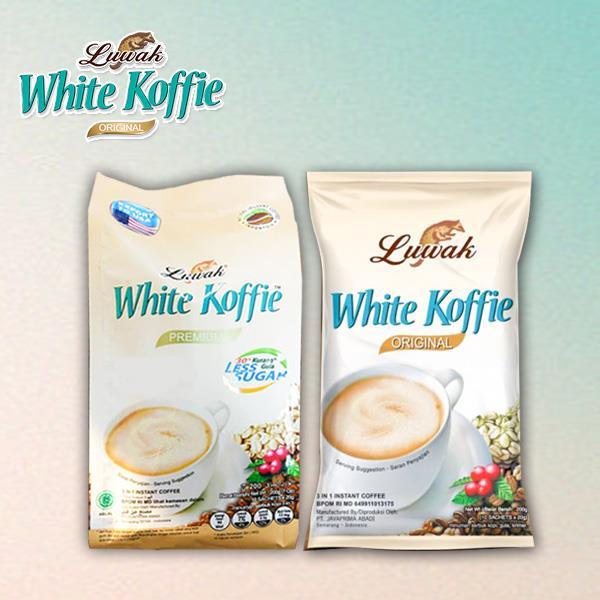 【印尼】麝香貓Luwak白咖啡(正常糖、低糖)/6袋入