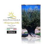 【王后之地REGINATERRA】義大利產地新鮮冷壓初榨橄欖油(500ml)