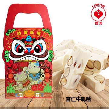 禮美 法式千層雪花餅  恭賀新喜禮盒220g